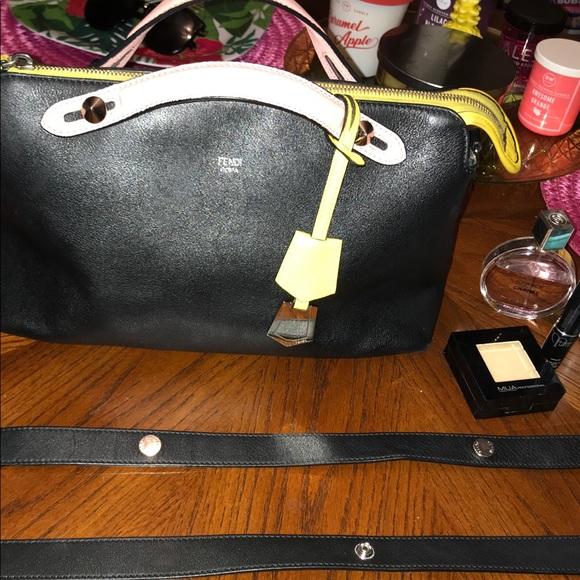 Fendi Handbags - Fendi Large By The Way Convertible Bag